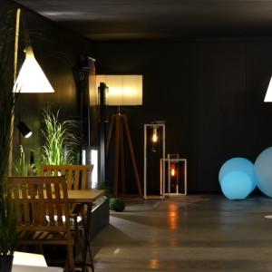 Showroom buitenverlichting Electro groothandel