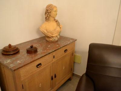 Straal en schilder - Zandstralen massieve meubels